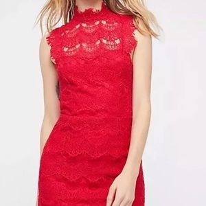 FREE PEOPLE Intimately Daydream Bodycon Lace Small